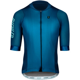 Biehler Ultra Light Signature³ Maillot de cyclisme Homme, petrol